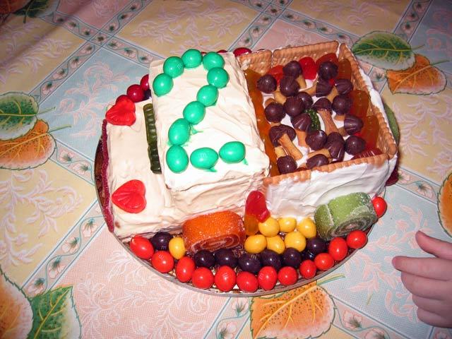 Детские тортики с фото и рецептами